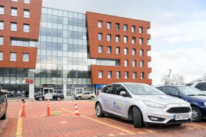 Business Park Varna Office Brain