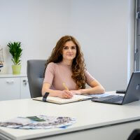 Teodora Momcharova Head of Varna office of Brainstorm Consult