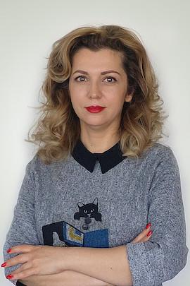 Виолета Мартинова